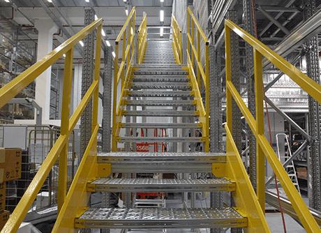schody przemysłowe producent